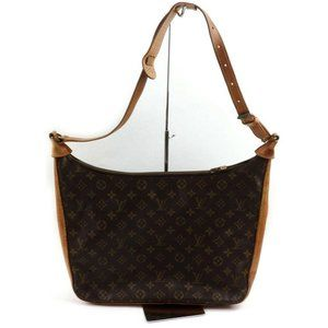 Louis Vuitton Bagatelle Monogram Zip Hobo 872561